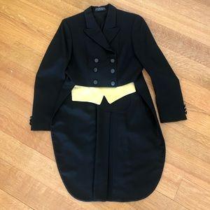 RJ classics prestige Girl's Shadbelly horse coat